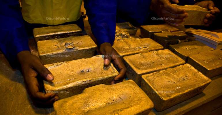 Ghana Tops Africa In Gold Production