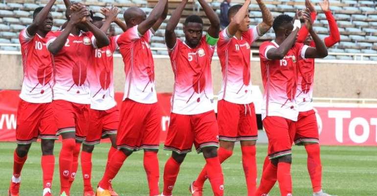 AFCON 2019: Kenya Names Provisional Squad For AFCON