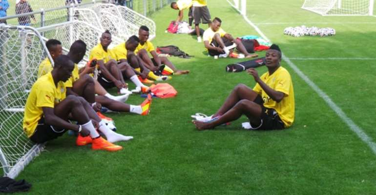 AFCON 2019: 'Ghana Not Under Pressure To Win AFCON', Says Former Black Stars Skipper