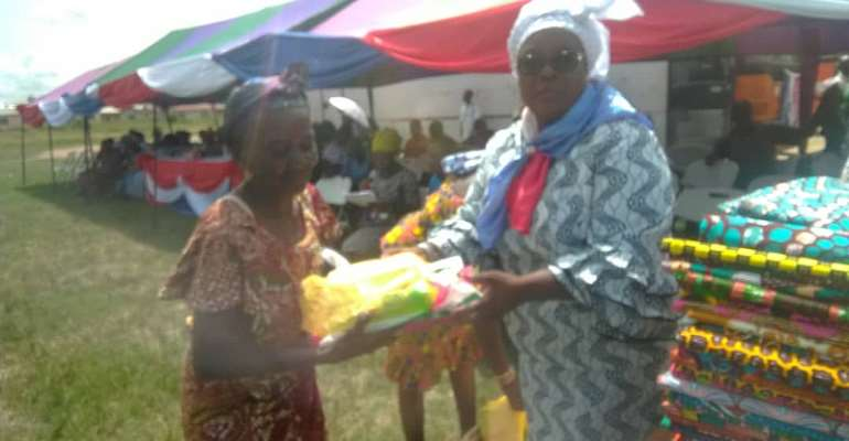 Mothers Day: Gomoa Central MP Celebrate Mothers In Grand Style