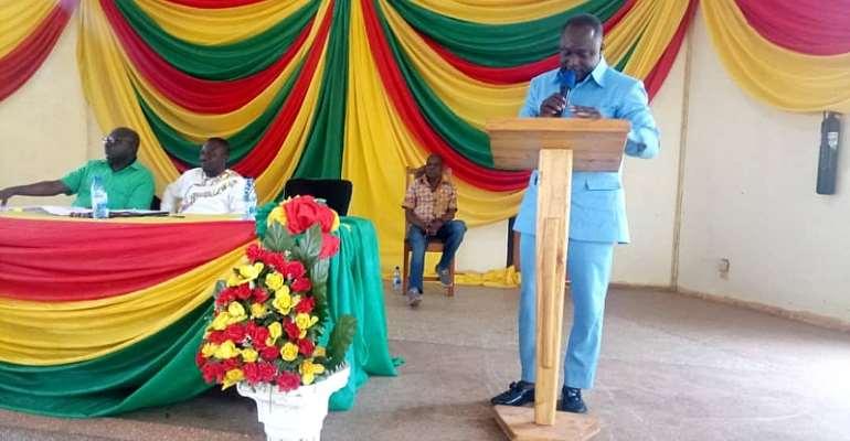 Eight Communities Attain Open Defecation Free In Techiman