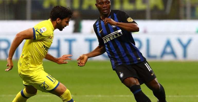Kwadwo Asamoah Targets Victory Against Napoli To Secure Champions League Berth