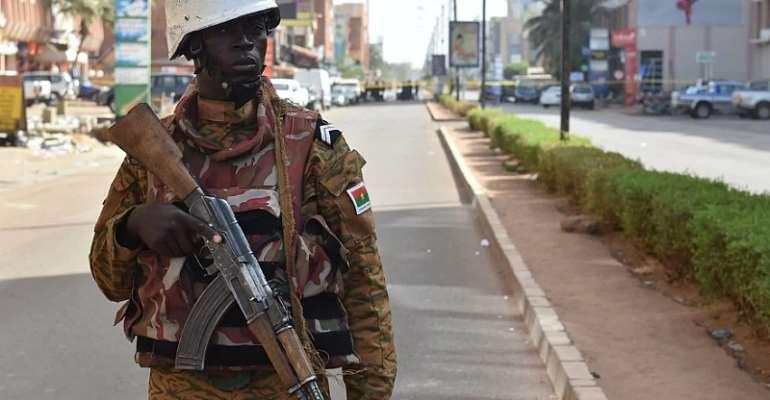 Terrorists Kill Four At Catholic Parade In Burkina Faso On Tuesday