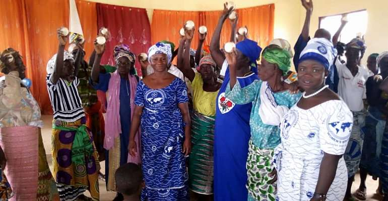 Mothers' Day: COP Nabuli District Women Ministry Show Love To 'Witches'