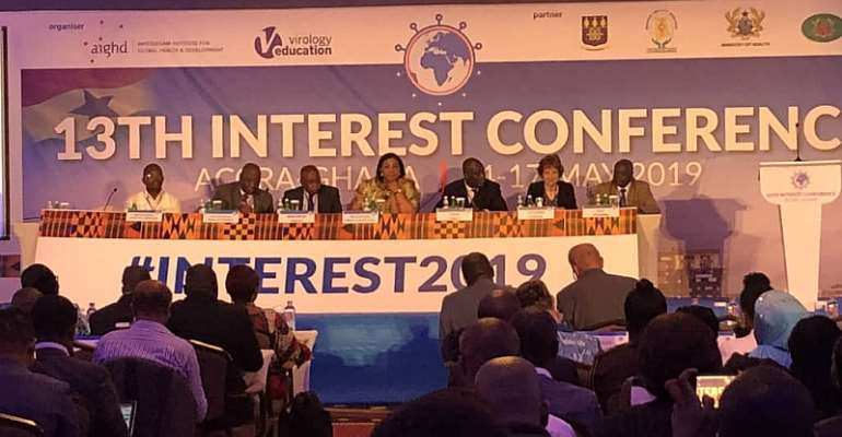 INTEREST Holds 13th Conference In Accra