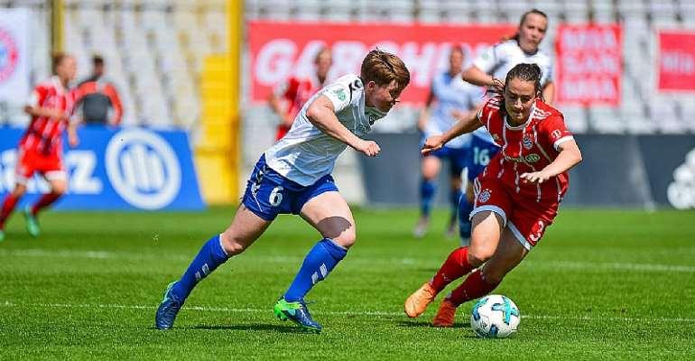 Women's Football In Germany Set To Return On May 29 Behind Closed Doors