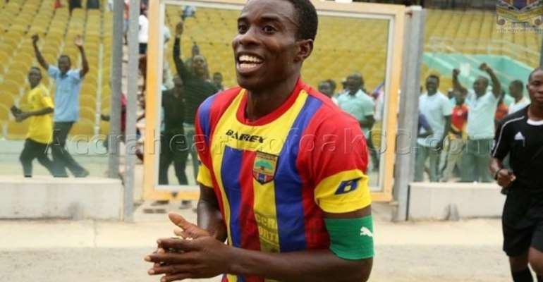 Ex-Hearts of Oak Captain Reveals Why They Lost 2017 MTN FA Cup To Kotoko