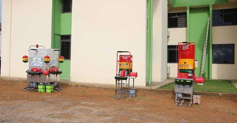 Covid-19: Ghanaians Adviced To Make Handwashing A Regular Practice