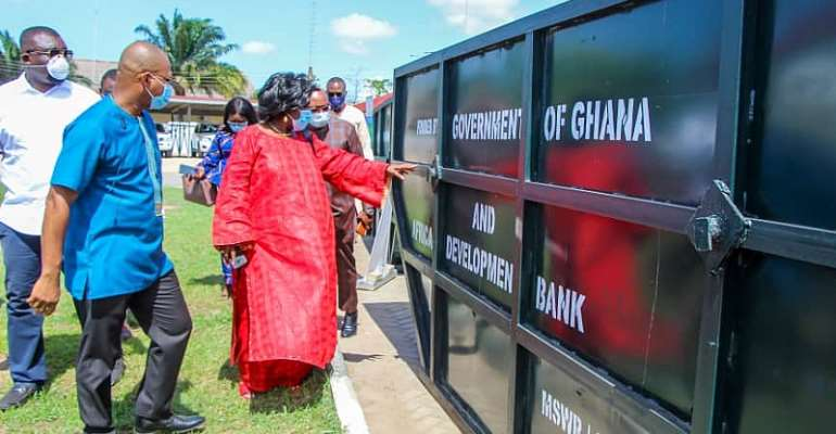 GASSLIP Presents Waste Containers To Assemblies In GAMA
