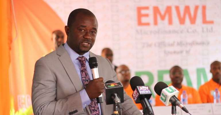 Black Stars Will Start Conquering Africa With Good Management, Hard Work – Kurt Okraku