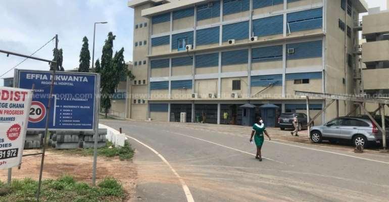 Covid-19: Effia-Nkwanta Hospital Closes Down Three Units After Worker Tests Positive