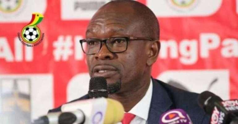 CK Akonnor Urged To Build Black Stars Team Around Local Players