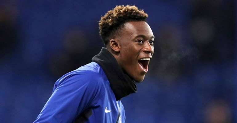 Ghana Is A Nice Place To Be, Says Chelsea Youngster Callum Hudosn Odio
