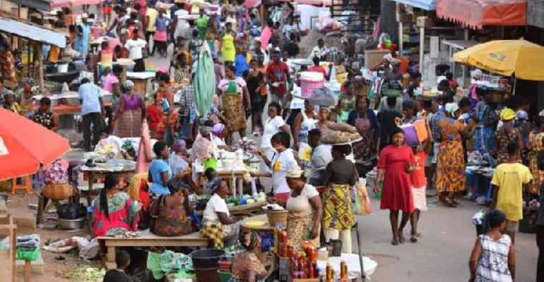 COVID-19: Obuasi Markets To Reopen Today With New Operational Guidelines
