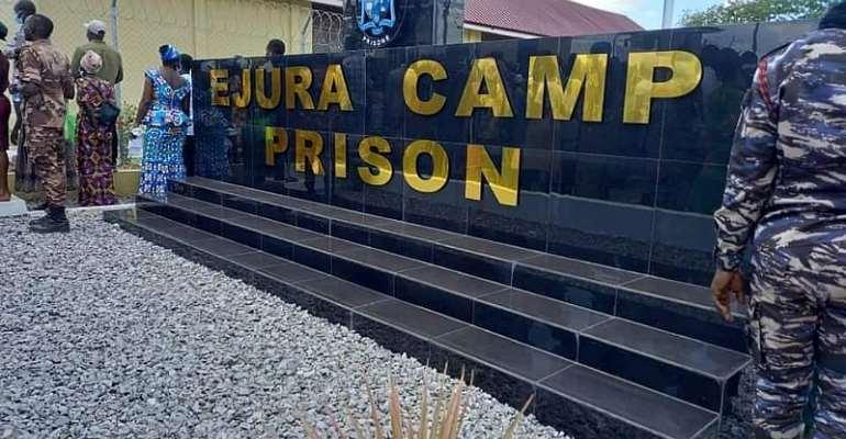 Bright Philip Donkor: A serene prison facility reforms lives
