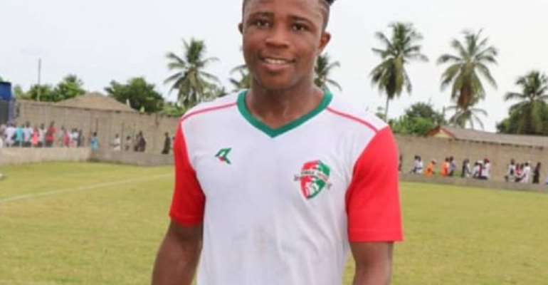 AFCON 2019: I Deserve To Be In Kwesi Appiah's Squad For AFCON - Diawisie Taylor