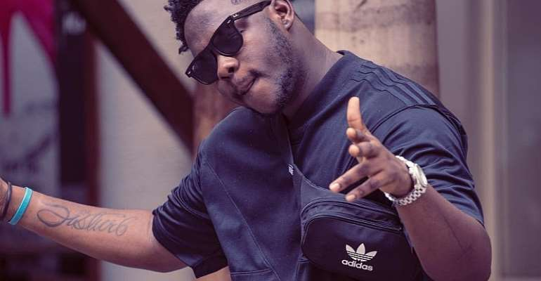 Medikal's Team Yearning for VGMA 2019 Success after Hard Work