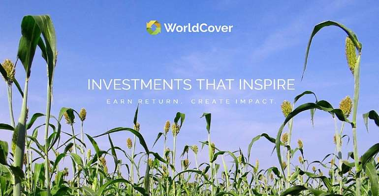 WorldCover Raises $6 Million in Series A Funding to  Provide Climate Insurance in Emerging Markets