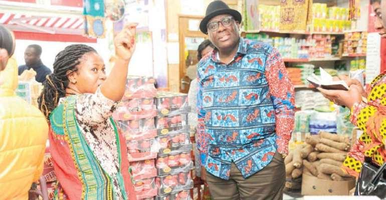 Adopt A Positive Attitude Towards Ghana's Development -Papa Owusu-Ankomah
