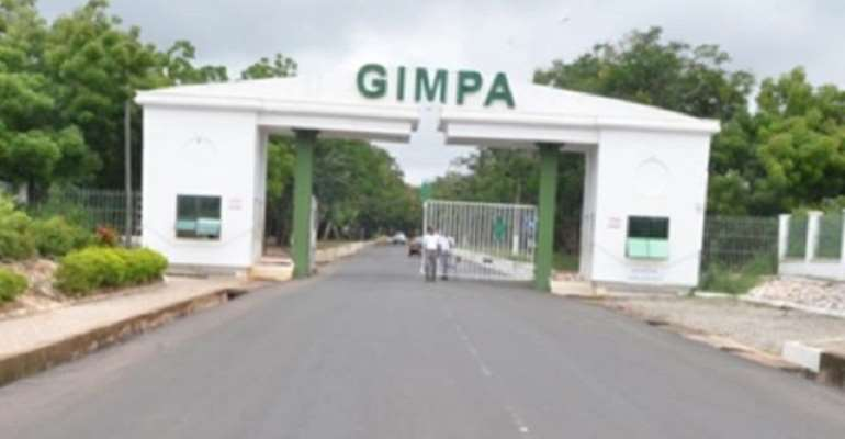 1,300 GIMPA Students To Defer Programs Over Late Payment Of Fees