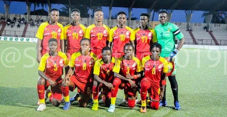 WAFU ZONE B: Ghana Draws Nigeria In Semi-Finals