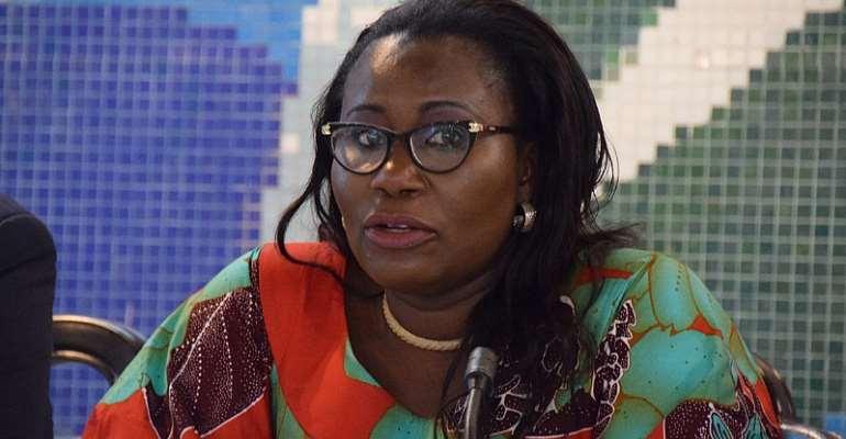Elizabeth Afoley Quaye, Minister for Fisheries and Aquaculture Development