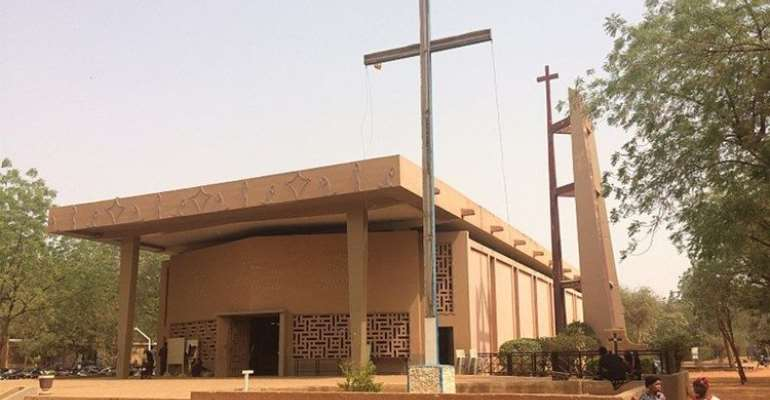 V. L. K. Djokoto condemns attack on Niger church.