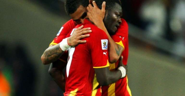 AFCON 2019: Kwesi Appiah Has The Power To Decide On Muntari & KP Boateng's Future - Odartey Lamptey