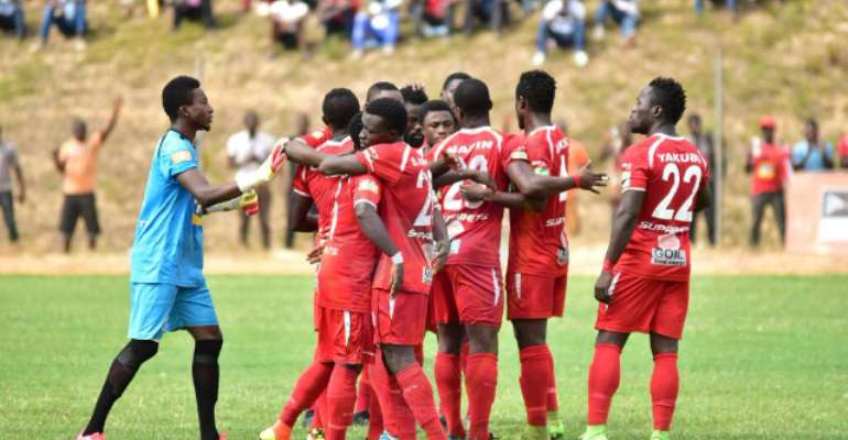 NC SPECIAL COMPETITION: Kotoko Records Important 1-0 Win Over Eleven Wonders