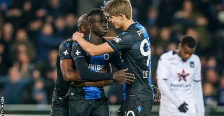 Belgian Pro League season ended with Club Brugge crowned champions