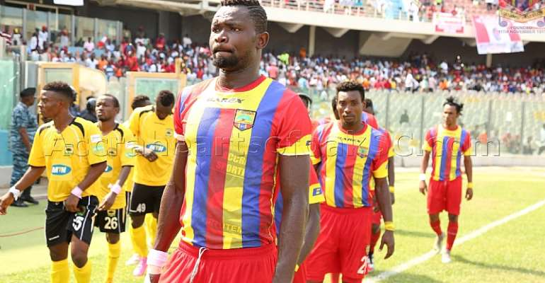 Hearts of Oak Players Were Paid Before MTN FA Cup Final Against Asante Kotoko - Vincent Atinga