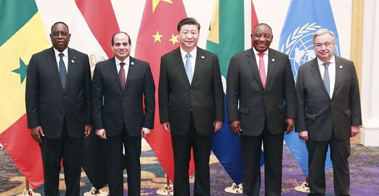 China's Ambition To Neo-Colonise Africa—An Open Secret