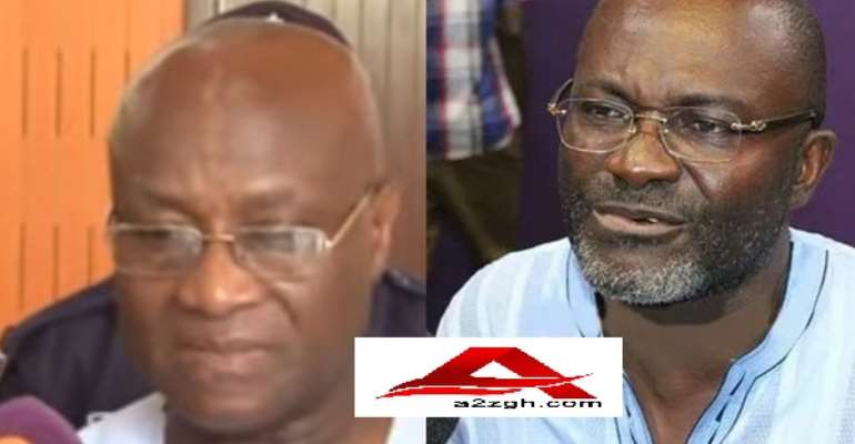 NDC Plans To Shoot And Kill Majority Leader Before Election 2020 — Ken Agyapong Reveals