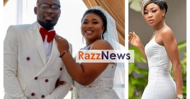 Xandy Kamel Throws Pressure At Unmarried Female Celebrities As She Ties The Knot