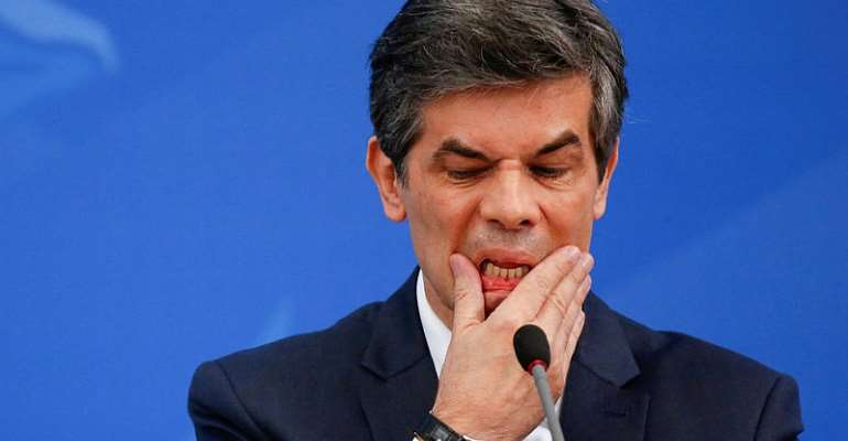 REUTERS - Ueslei Marcelino