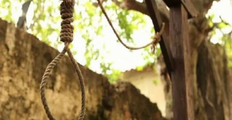 10-year-old boy commits suicide at Dambai