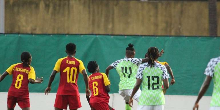 2019 Women's WAFU: Black Queens Lose To Nigeria On Penalties In Semifinals