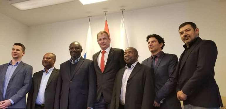 MoYS & Hungarian Olympic Committee Forge Partnership Ahead Of Ghana 2023 African Games