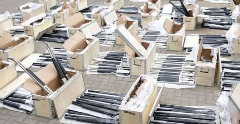 NDC 'Shivers' Over Imported Hunting Guns