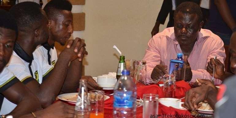 Asante Kotoko Distance Itself From Bribery Allegation