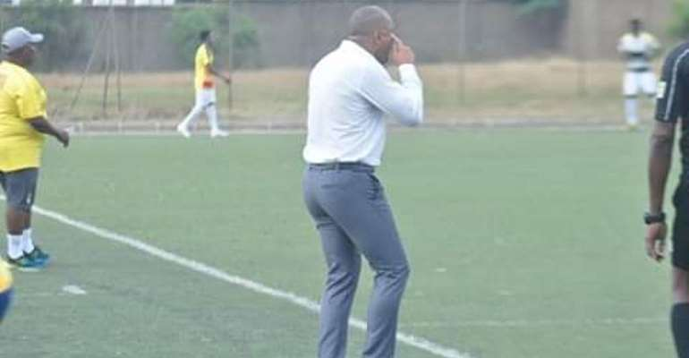 Kim Grant Delighted With Hearts Of Oak's Victory Over Karela