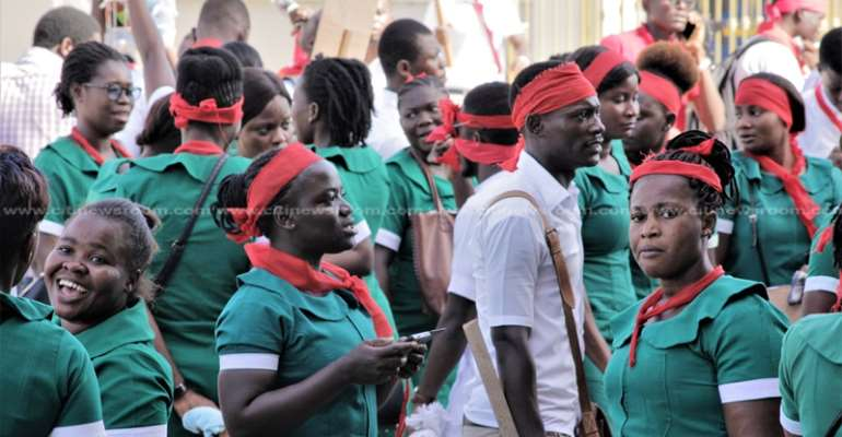 54,892 Health Personnel Recruited Since 2017—Minister