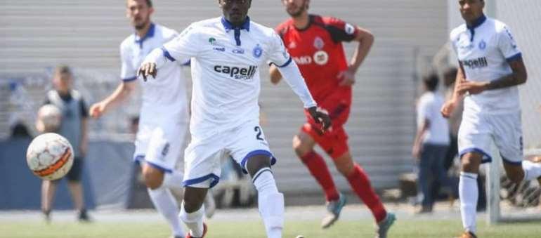 My Five Months Loan Is Better Than Playing In Ghana - Prince Baffoe