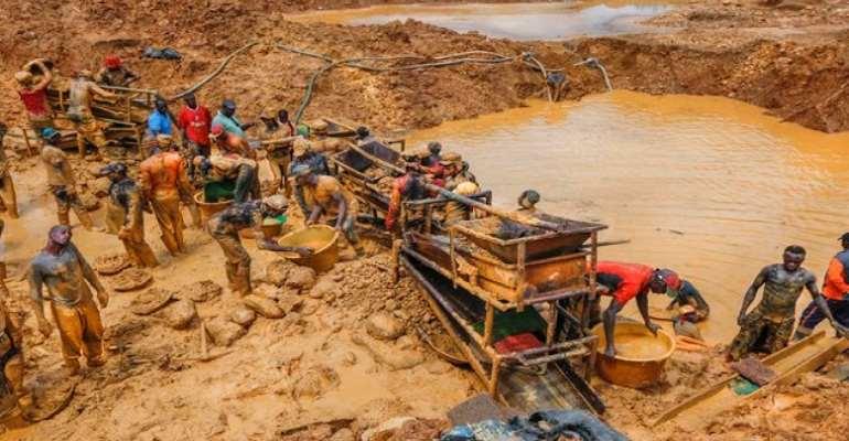 Galamsey is Killing Ghana's Renewable Energy Dream