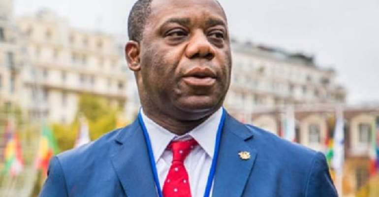Dumsor not caused by financial challenges – NAPO insists