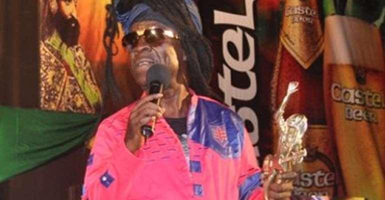 Photos: Kojo Antwi Honoured In Burkina Faso