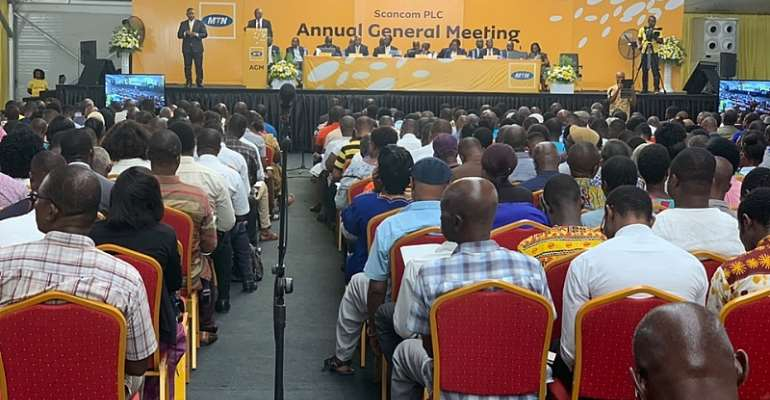 MTN Meets Shareholders At Maiden AGM Amid Positive Prospects