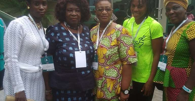 WISA Praises Creative African Female Sports Journalists
