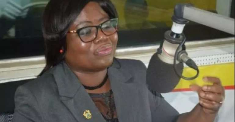 COP Maame Tiwa, We Are No Longer At Ease