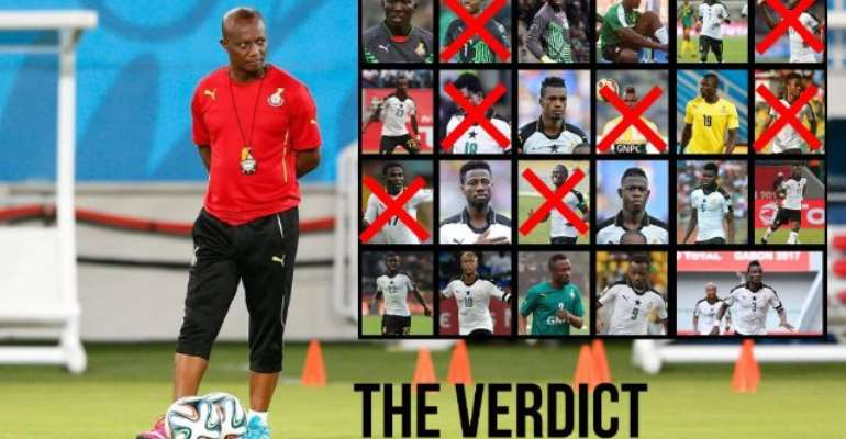 ANALYSIS: Only These Players From Ghana's 2017 AFCON Team Should Go To Egypt [Infographic]